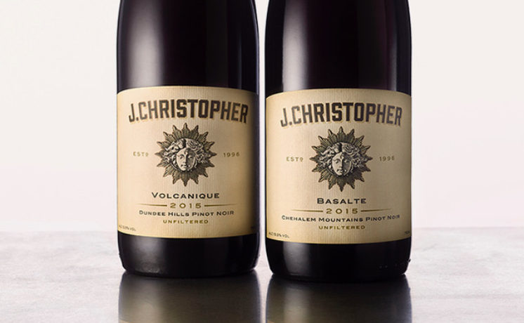 Introducing Two New J. Christopher Wines