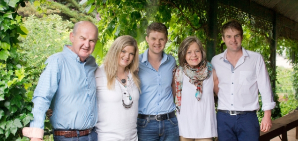 Jim Barry Wines family