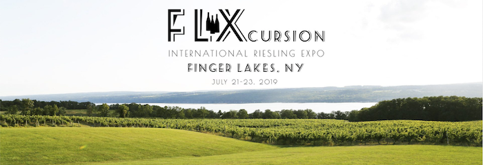FLXcursion Riesling event in Fingerlakes