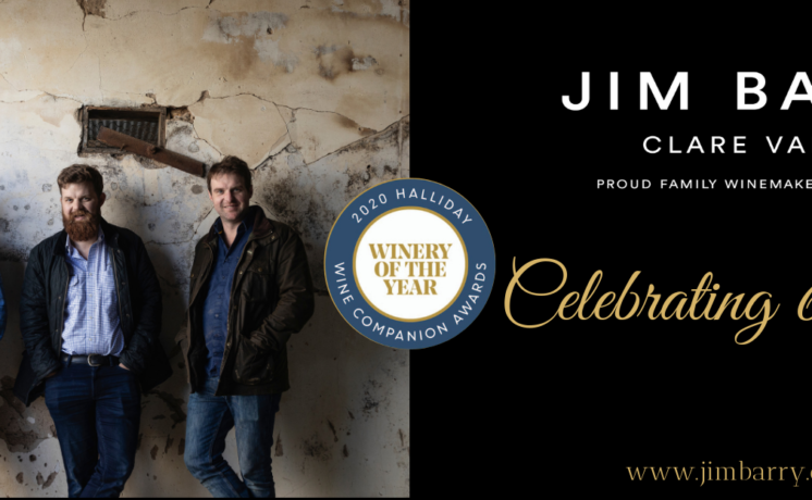 Congratulations Jim Barry Wines | Aussie Wine Roadshow